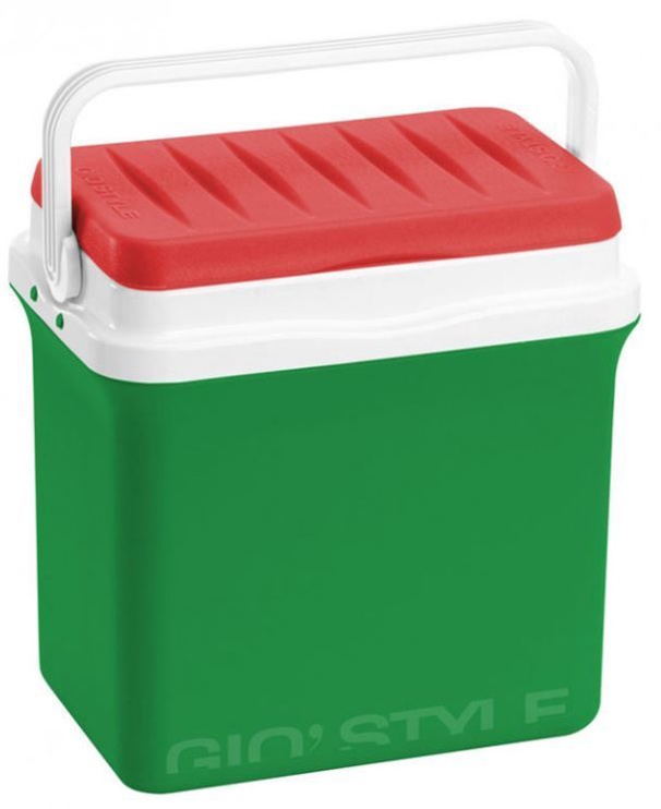 Gio'Style Dolce Vita Coolbox M 22.5l Red Green