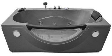 SN Bath X1002 180x85x65cm Silver