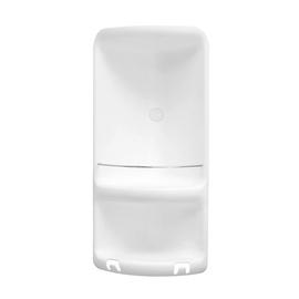 Gedy Corner Shelf White 708002
