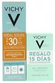 Vichy Ideal Soleil Mattifying Corrective Care SPF30 2pcs Set 65ml