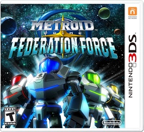 Metroid Prime: Federation Force 3DS