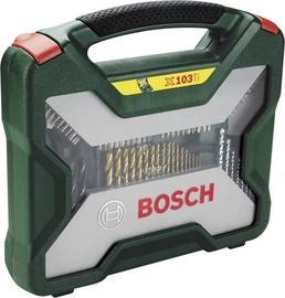 Bosch X-Line Titanium Set 103pcs