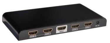 Techly Audio / Video Splitter HDMI x 4