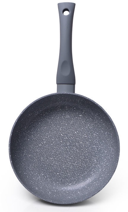 Fissman Vulcano Deep Frying Pan D20cm Grey