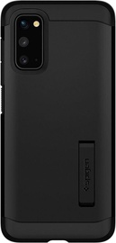 Spigen Tough Armor Back Case For Samsung Galaxy S20 Black