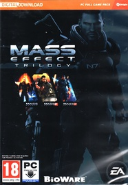 Mass Effect Trilogy Digital Download PC