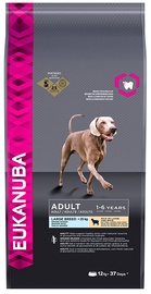 Eukanuba Adult Large Breed Lamb and Rice 12kg