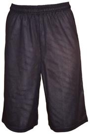 Bars Mens Basketball Shorts Dark Blue 33 134cm