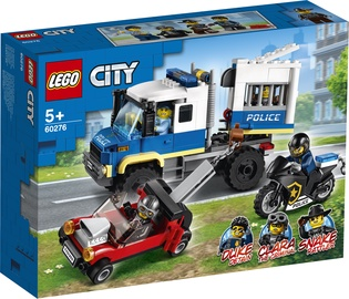 Constructor LEGO City Police Prisoner Transport 60276
