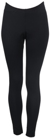 Bars Womens Leggings Black 12 128cm