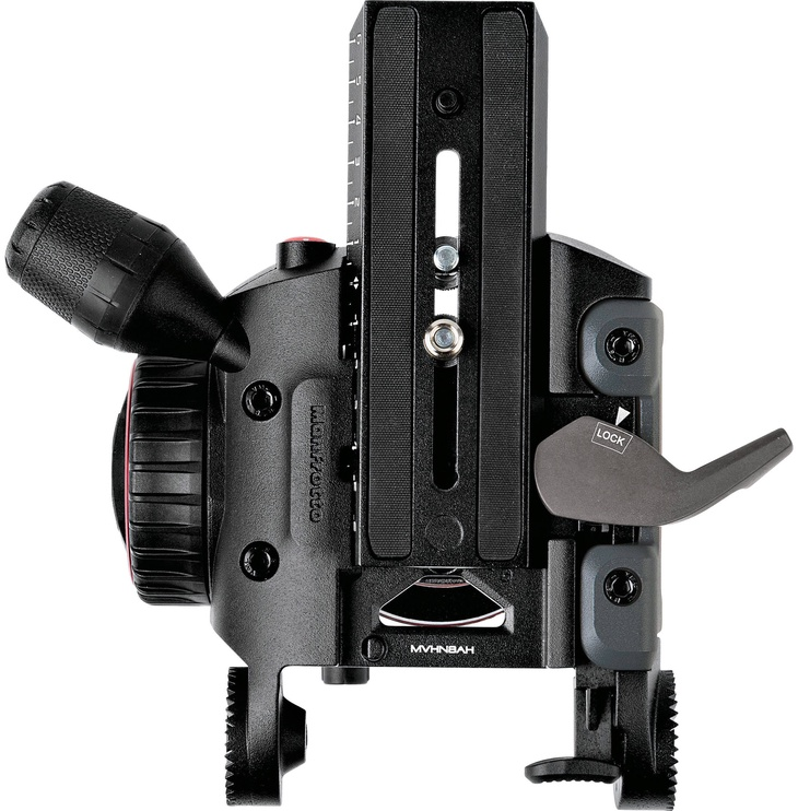 Manfrotto Nitrotech N8 Fluid Video Head MVHN8AH