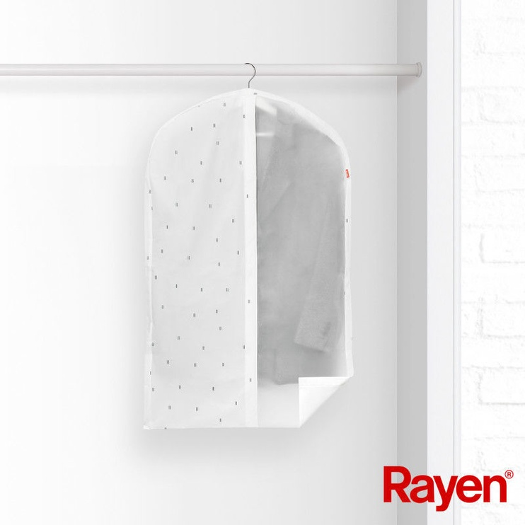 Rayen Clothes Bag M 60x100cm Transparnet
