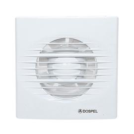 Dospel Zefir 100WCH Bathroom Extractor Fan 100mm White