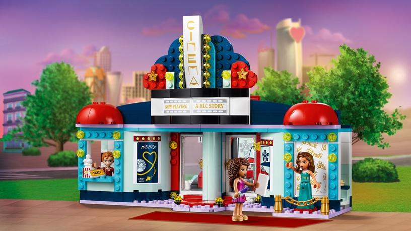 KONSTR LEGO FRIENDS HEARTLAKE KINO 41448