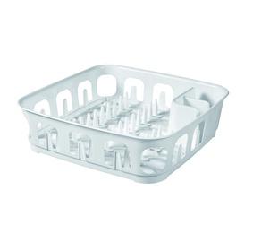 Curver Dish Dryer Essentials 39x39x10,1cm White