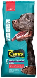 Canis Dog Food With Beef 20kg