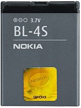 Nokia Battery Package BL-4S