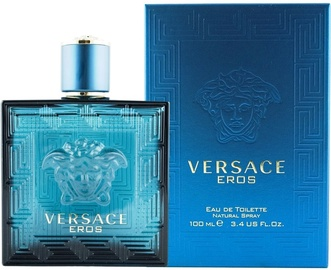 Parfüümid Versace Eros 100ml EDT