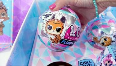 Mängukujuke MGA L.O.L. Surprise Winter Disco Fluffy Pets