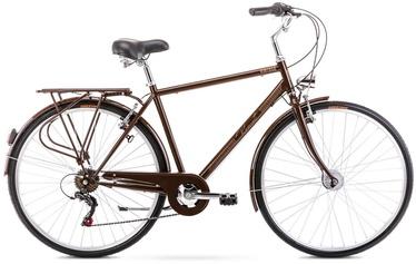 """Jalgratas Romet Vintage M Brown, 18"""", 28"""""""