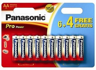 Panasonic LR6PPG Pro Power 6+4 x AA