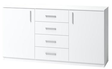 Kummut WIPMEB Tatris 04 White, 160x40x80 cm