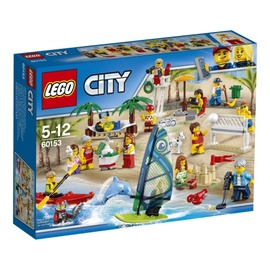Konstruktor Lego City People Pack Fun at the Beach 60153