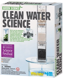 4M Green Science Clean Water Science 3281