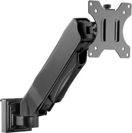 LogiLink Slatwall Monitor Arm EO0019-5 Matt Black