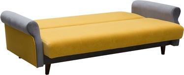 Диван-кровать Idzczak Meble Boston MO7443 Yellow, 214 x 102 x 97 см