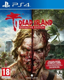 Dead Island Definitive Collection 2 Complete Games PS4