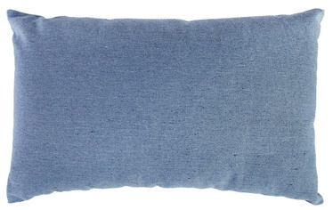Home4you Salvador Pillow 30x50cm Denim