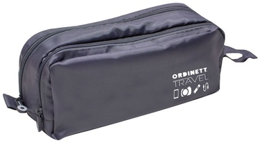 Ordinett Travel Bag For Technics 24x10x9cm Grey