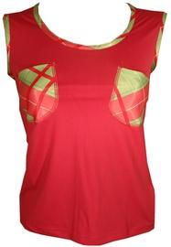 Bars Womens T-Shirt Pink/Green 96 XL