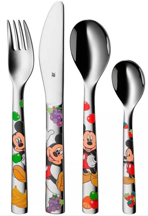 WMF 4pcs Child's Set Mickey Mouse