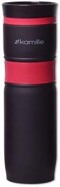 Kamille Vacuum Mug 900ml Red KM2068