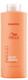 Wella Invigo Nutri Enrich Deep Nourishing Shampoo 500ml