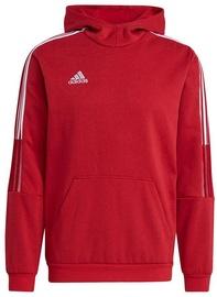 Adidas Tiro 21 Sweat Hoodie GM7353 Red XL