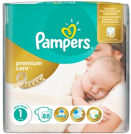 Pampers Premium Care S1 88