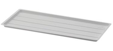 Nõuderest, 54x25x12 cm, valge