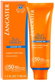 Lancaster Sun Beauty Comfort Touch Cream SPF50 50ml