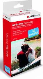 AgfaPhoto Cartridge & Paper AMC20