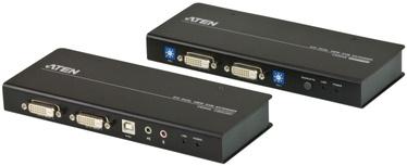 Aten CE604 DVI Dual View KVM Extender CE604-AT-G