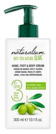 Крем для тела Naturalium Olive, 300 мл