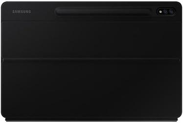 Samsung Book Cover Keyboard For Samsung Galaxy Tab S7 Plus Black