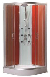 Besk BAMB-102 APPS Shower 900x900x2000