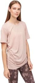 Audimas Light Dri-Release Tshirt Misty Rose XS
