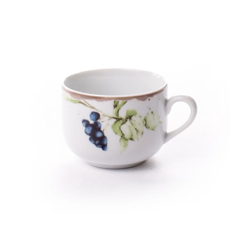 Tass taldrikuga Domoletti Atelier 200 ml