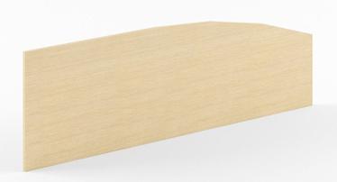 Skyland Simple SQ-1400 Privacy Divider 140x45cm Legno Light