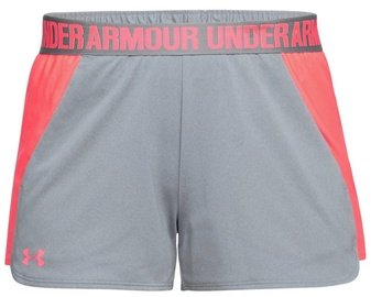 "Under Armour Shorts Play Up 3"" 1292231-031 Gray XS"